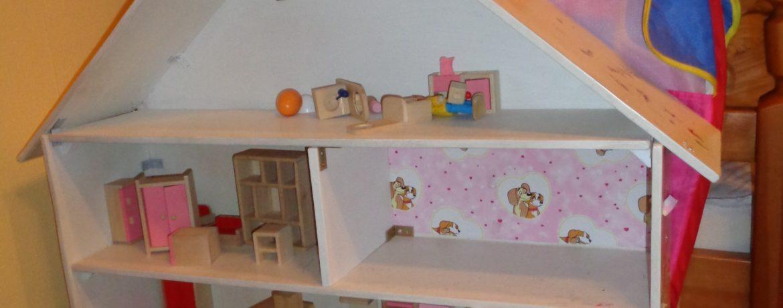 Сделать кукольный домик своими руками с фото 531