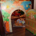 детская дверь